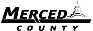 Merced County Logo Black and White