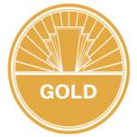Gold Sponsor Medallion