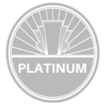 Platinum Sponsor Medallion