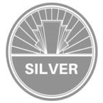 Silver Sponsor Medallion