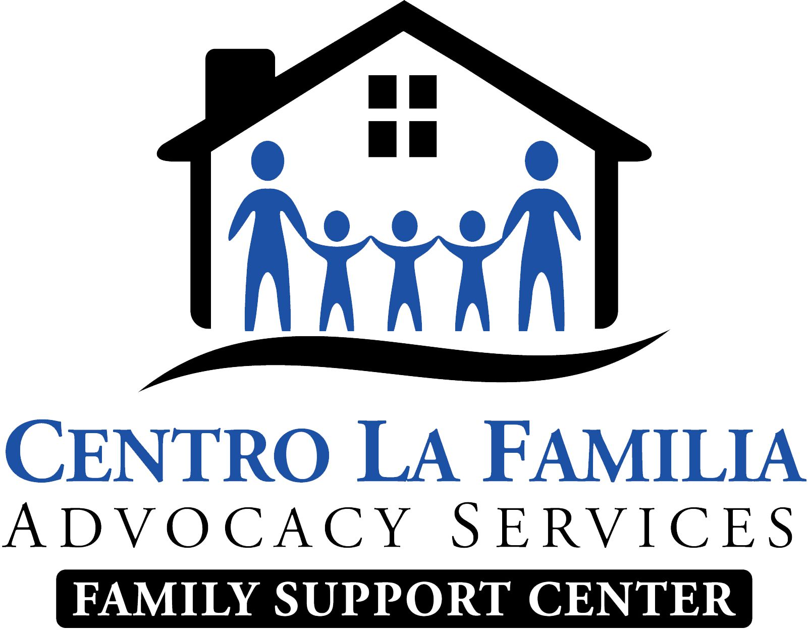 Centro La Familia Logo in Color