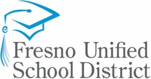 Fresno Unified School District Logo in Color