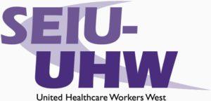 SEIU UHW Logo in Color